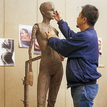 Making of MANNEQUIN and TORSO